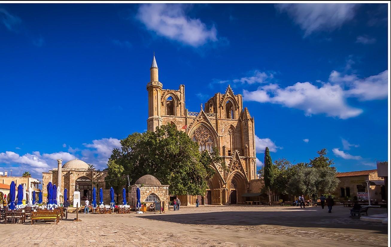Кипр собор святого николая фото